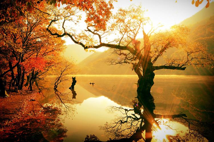 周王山注山池